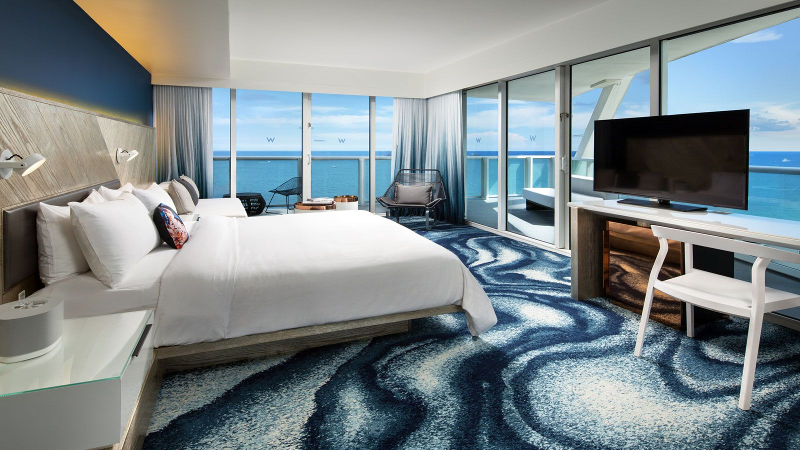 Ft Lauderdale Accommodation Spectacular Ocean View Room