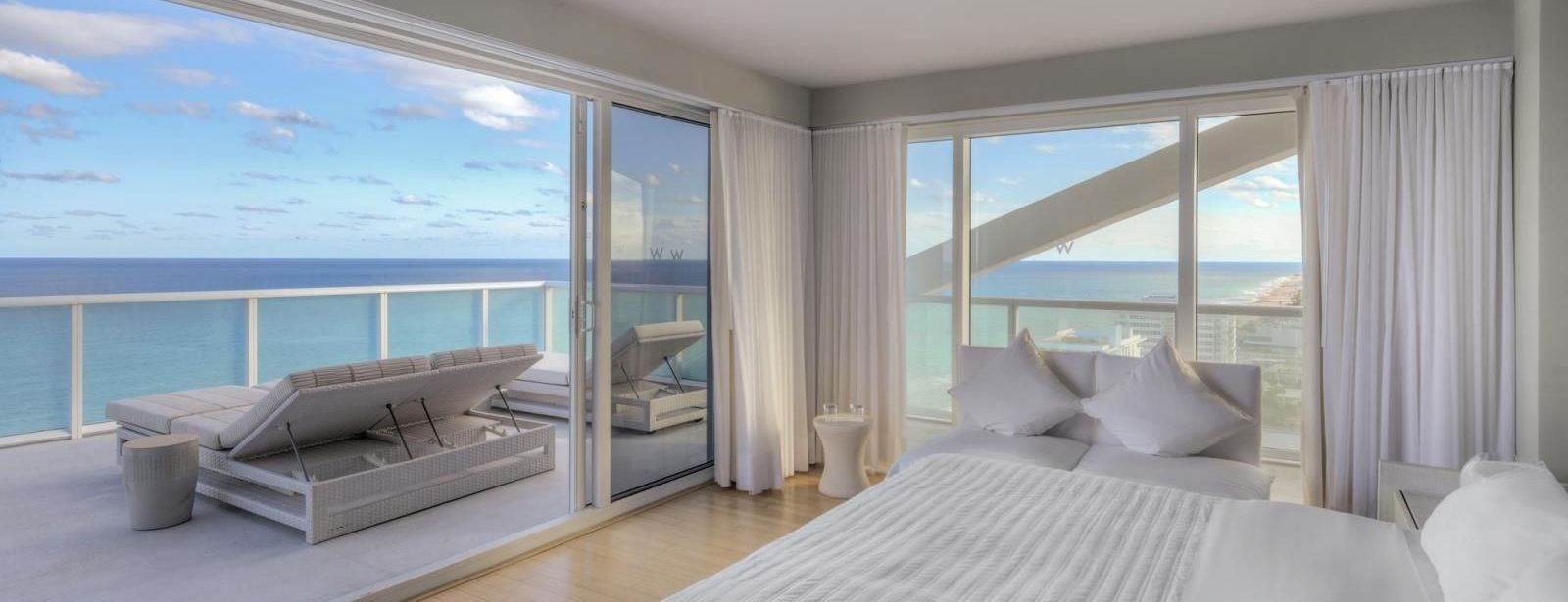 Oceanfront Suite | W Fort Lauderdale Hotel