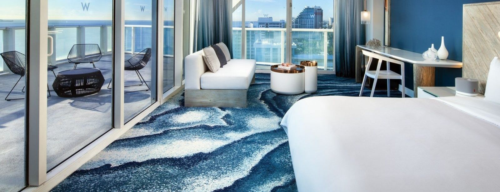 Sensational Oceanfront Studio Room | W Fort Lauderdale