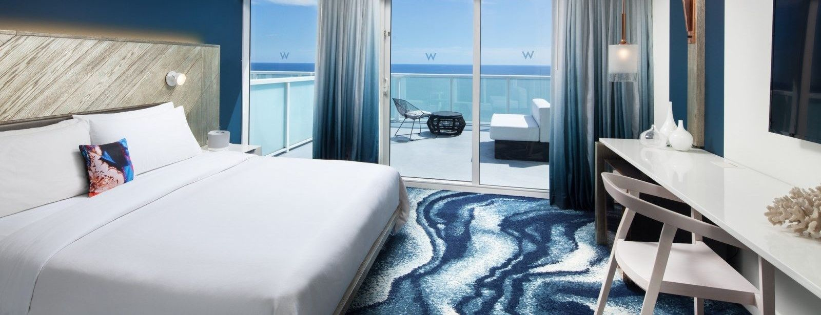 Fabulous Oceanfront Room - W Fort Lauderdale