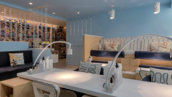 Unwind At BlissR Spa In W Fort Lauderdale Hotel With A Luxury Massage Signature Facial Or Relaxing Manicure